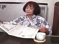 Japanese, Masturbation, Old and Young
