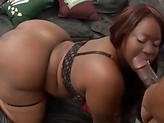BBW, Big Boobs, Blowjob, Cumshot