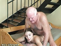 Babe, Granny, Old and Young, Small Tits, Teen