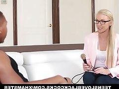 Blonde, Hardcore, Interracial, Skinny, Small Tits