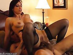 Asian, Big Ass, Big Cock, Big Tits, Cumshot