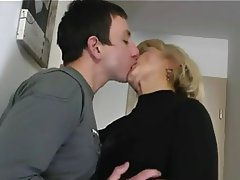 Granny, Old and Young, Orgasm