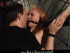 BDSM, Blonde, Bondage, Spanking, Teen