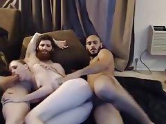 Amateur, Bisexual, MILF, Threesome