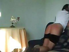 Amateur, BDSM, BDSM, Spanking