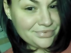 Babe, Brunette, Close Up, Facial, Webcam