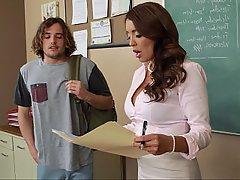 Teacher, Pornstar