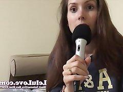 Webcam, Amateur, Brunette
