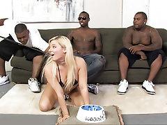 Interracial, Gangbang, Orgy, Big Cock