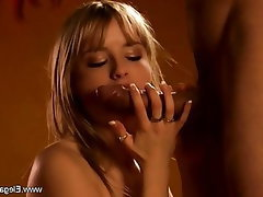 Blowjob, Brunette, Teen, Handjob, CFNM