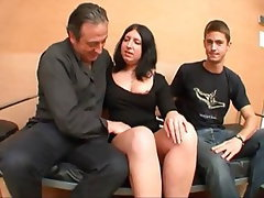 Amateur, Anal, Group Sex, French