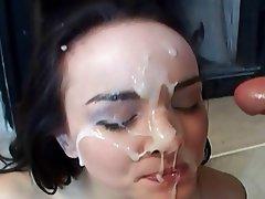 Babe, Close Up, Cumshot, Facial