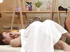 Japanese, Lesbian, Massage