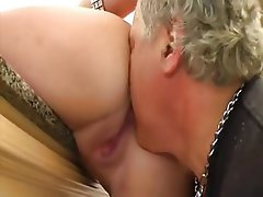 Ass Licking, Big Boobs, Face Sitting, Femdom, Old and Young