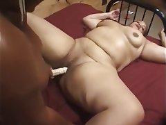 BBW, Big Butts, Lesbian