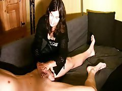 Cumshot, Amateur, German, Webcam, Handjob