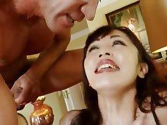 Anal, Asian, Double Penetration, Facial, Threesome