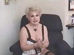 Interracial, Granny