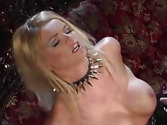 Blowjob, Big Boobs, Blonde, Facial