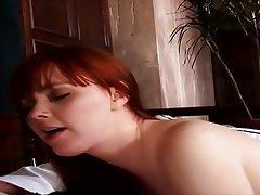 Babe, Close Up, Cumshot, Hardcore, Redhead